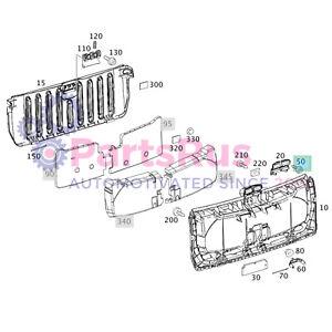 Genuine Smart Fortwo Lock Cover Bolt 001984582964