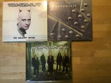 Tanzwut [3 CD]  Labyrinth der Sinne + Tanzwut + Ihr Wolltet Spass