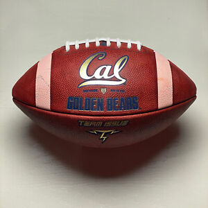 Cal Golden Bears RARE Team Issue NCAA Football - California University - PAC 12