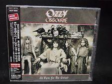 OZZY OSBOURNE No Rest For The Wicked + 2 JAPAN CD Black Sabbath Zakk Wylde Dio