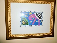 """MATISSE 1991 LITHOGRAPH """"THE HORSE THE RIDER & THE CLOWN """" 1947"""