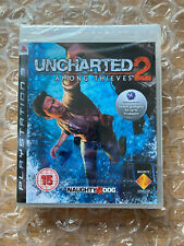 BRAND NEW SEALED UNCHARTED 2 AMONG THIEVES FOR PS3 SONY PLAYSTATION 3