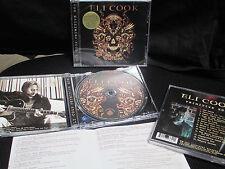 ELI COOK Primitive Son CD Southern Grunge Blues Travers,West,Appice,Pyle,Ellis
