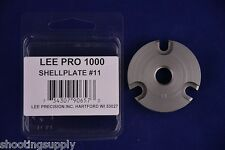 Lee Pro 1000 Shell Plate #11 44 Mag 44 Spl 45 Colt 454 New in Package #90657