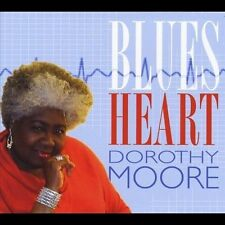 Dorothy Moore - Blues Heart -  New Factory Sealed CD
