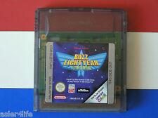 BUZZ LIGHTYEAR OF STAR COMMAND - GAME BOY COLOUR - GBC