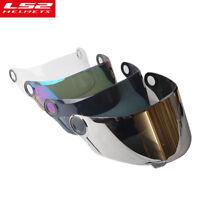 For LS2 FF358 Shield Motorcycle Helmet Sun Visor Full UV-Protected Helmets Lens