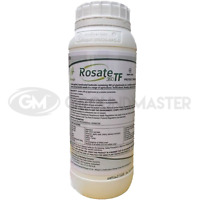 Rosate 360 TF 1 x 1 Litre Strong Glyphosate Professional Garden Weedkiller