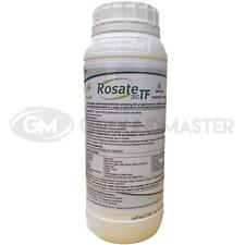 Rosate 360 TF 1 x 1 Litre Strong Glyphosate Professional Garden Weedkiller