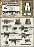 BrickArms Camo Combat Pack - ALPHA Weapons Pack for Brick Minifigures