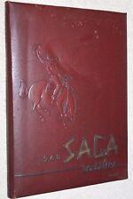 1948 Woodward High School Yearbook Annual Toledo Ohio OH - Saga