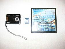 Rare Oregon Scientific DS9541 5.0 MP Digital Camera and FREE GIFT!