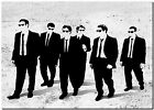 "BANKSY STREET ART CANVAS PRINT Reservoir Dogs 8""X 10"" stencil poster"