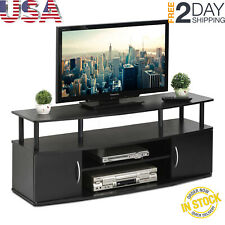 TV Stand 50 inch Flat Screen Home Furniture Entertainment Media Center Consol 65