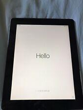Apple iPad 3rd Gen. 16GB, Wi-Fi + Cellular 9.7in - Black With Accessory Bundle