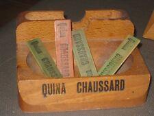 boite carte jetons belote ancienne quina chaussard