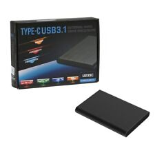 Generic USB 3.1 Type-C HDD Enclosure for 2.5 inch SATA Hard Drives
