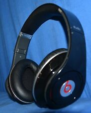 Beats by Dr Dre Studio Wired Black / Red (Headphones Only)