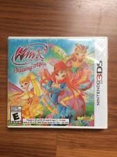 Winx Club: Saving Alfea (Nintendo 3DS, 2014) NEW!