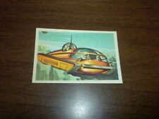 MISSILES AND SATELLITES trading card #12 PARKHURST 1958 space rockets