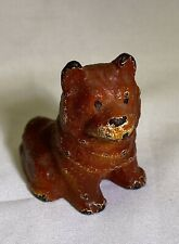 Cast Iron Nowich Terrier Seated Mini 2�