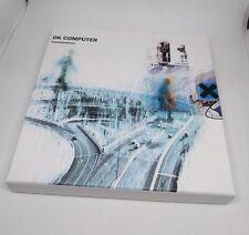 RADIOHEAD - OK Computer(UK 2009 LTD EDITION CD BOX SET / MINT!!)