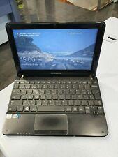 """Samsung Netbook 10,1"""" NC-110. con Windows 10 y Disco Duro SSD"""