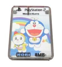 Doraemon Hori Magic Gate PS2 Memory Card PlayStation 2 8MB