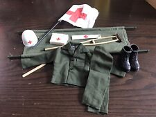 Vintage palitoy ACTION MAN - ARMY MEDIC - 70s