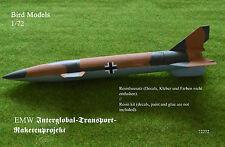 EMW InterGlobal-progetto di trasporto 1/72 Bird models resinbausatz/RESIN KIT