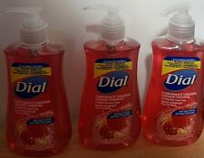 Lot of 15 Dial Foaming Hand soap wash pump pomegranate tangerine anti bactrial