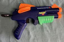 Hasbro Nerf Sharpshooter II Action Series Vintage 1995 Sharpshooter 2 Blaster