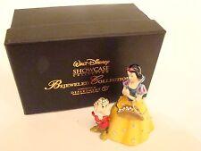 Dept 56 Jeweled Trinket Hinged Box - Flowers For Grumpy Snow White Disney