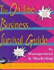 The On-Line Business Survival Guide in Management & Marketing Featurin-ExLibrary