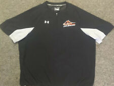 Vermont Lake Monsters Black Under Amour Pullover 2XL
