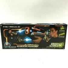 Wowwee Light Strike Assault Striker With Simple Target - Orange GAR 023