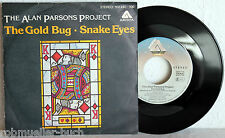"7"" Vinyl - THE ALAN PARSONS PROJECT - The Gold Bug"
