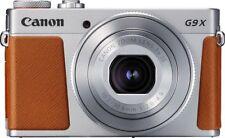 Canon PowerShot g9 X Mark II fotocamera digitale nuova merce dal rivenditore g9 X ARGENTO
