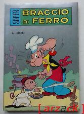 Super BRACCIO di FERRO N 46 Grafica Editoriale METRO 1976