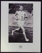OLYMPIC  POSTER - PAAVO NURIMI - RUNNING - TRACK