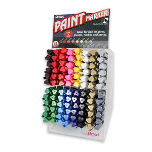 Pentel MM20 Medium Point Paint Marker Singles