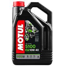 Motul huile moteur 5100 10w40 4t Off Road 4l
