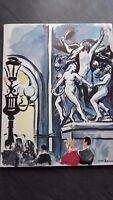 Folleto Clásico Opera / Opera París Xxiv 1966 Tbe