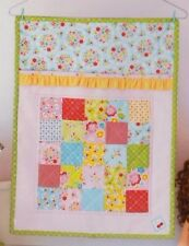 PATTERN - Ruffle Doll Quilt - pieced mini quilt PATTERN - Down Grapevine Lane