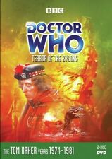 Doctor Who: Terror of the Zygons [New DVD] Full Frame, Subtitled, Amar