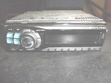 Alpine CDA 9830 Car Cd Player Detachable Faceplate RCA Input
