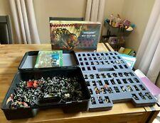 Warhammer 40k Beast Snagga Orks Army Lot One Owner + Case Codex Metal Extras 🧩