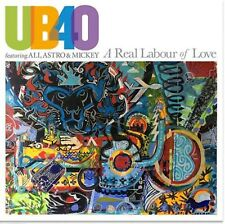UB40 Feat Ali, Astro & Mickey - A Real Labour of Love - New CD - Pre Order - 2/3