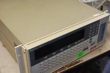 Hp 75000, E1326B, MultimeterAdapter, with E1345-66201, E1364-66201, E-1364-66201