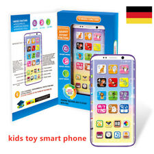 Babytelefon Kleinkinder Smartphone Spielzeughandy Pädagogisches Lernen Toy DE